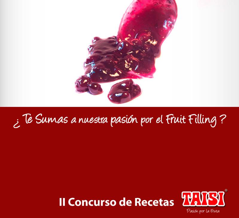"""Ebook Recetario II Concurso de Recetas Taisi """"Pasión por la Fruta"""""""