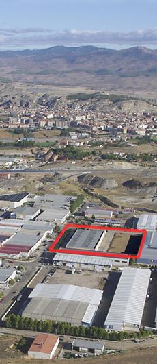 José María Lázaro, nuevas instalaciones