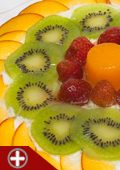 Frutas en Almíbar