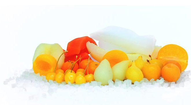 Fruta en Sulfuroso
