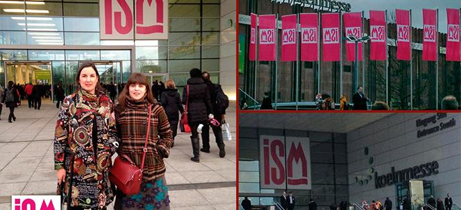 ISM, Feria Internacional de Confitería