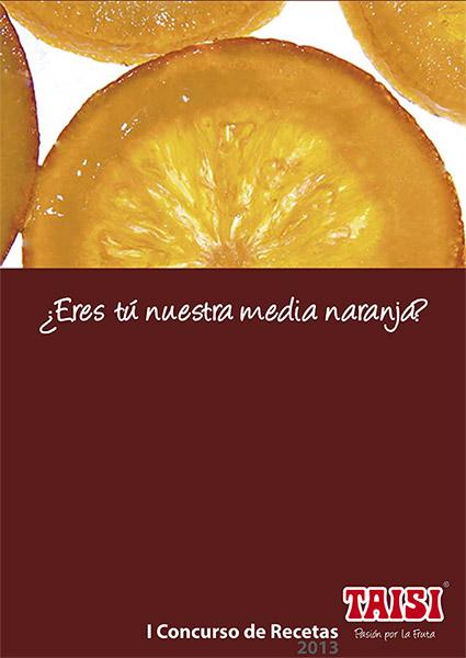 Ebook I Concurso de Recetas Taisi