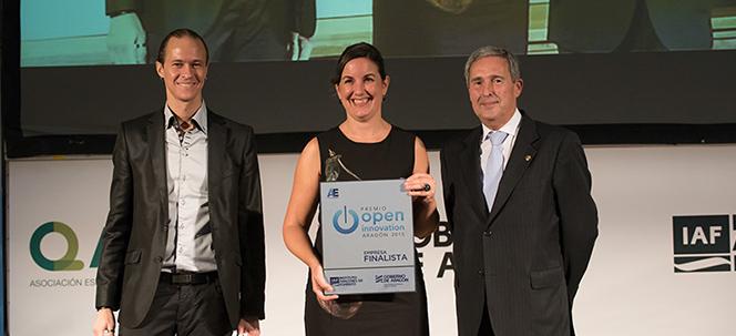 Taisi 1er Finalista Premio Open Innovation 2015