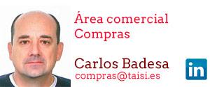 Carlos Badesa, Taisi
