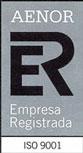 Aenor Certificate 9001