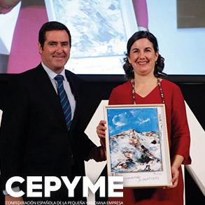 Premio Cepyme Taisi 2016