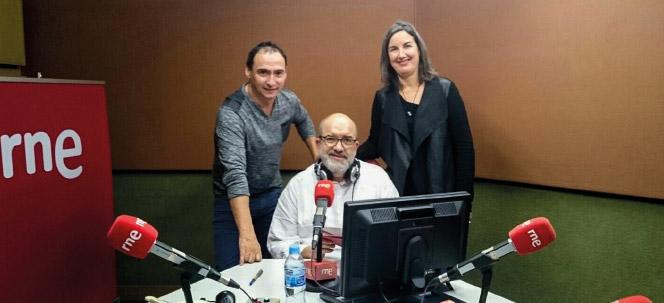 V Concurso de Recetas en RNE con Juan-Barbacil