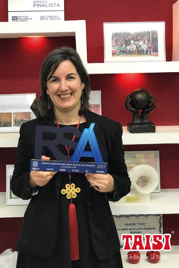 Premio RSA, Responsabilidad Social Corporativa, Pymes