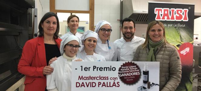 """Ganadores de la V Edición del Concurso """"Taisi, Pasión por la Fruta"""""""