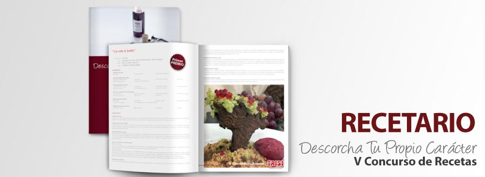 Recetario V Edición del Concurso de Recetas Taisi Pasión por la Fruta