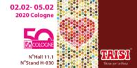 Feria ISM 2020, Colonia