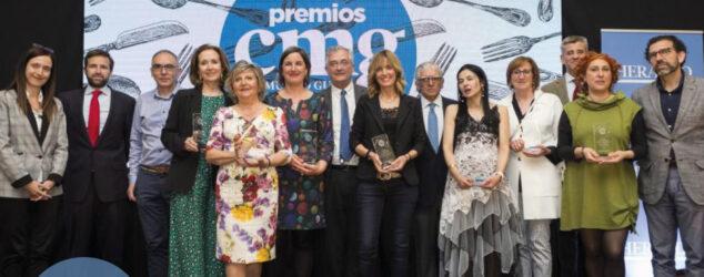 """Premio """"Con Mucho Gusto"""" Gastronomía, Heraldo de Aragón, 2019"""