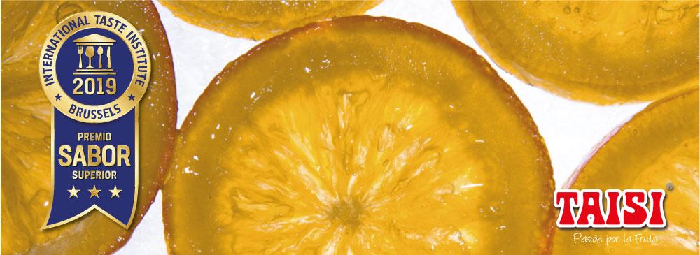 Disco de Naranja Taisi, Tres Estrellas iTQi 2019