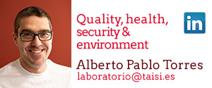 Taisi, Alberto Pablo Torres, Quality, health, security & environment