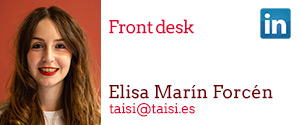 Taisi, Elisa Marín Forcén, Front desk