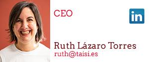 Taisi, Ruth Lázaro Torres, CEO