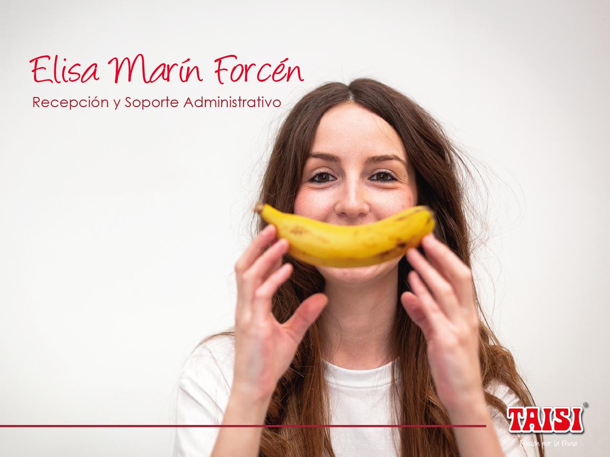 Elisa Marín Forcén, Taisi