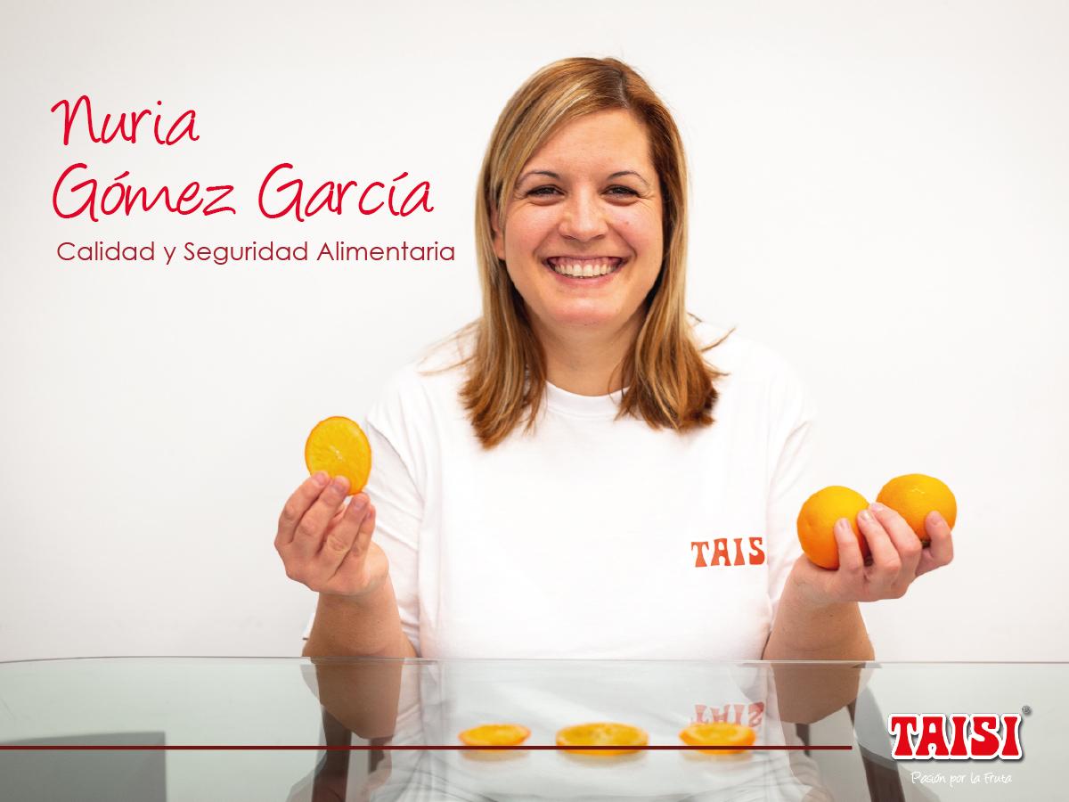 Nuria Gómez García, Taisi