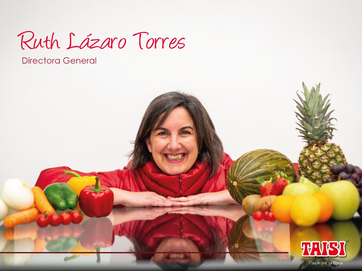 Ruth Lázaro Torres, Directora General de Taisi