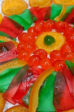 Taisi, Fruta Confitada