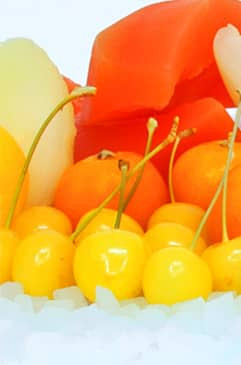 Taisi, Fruta en Sulfuroso