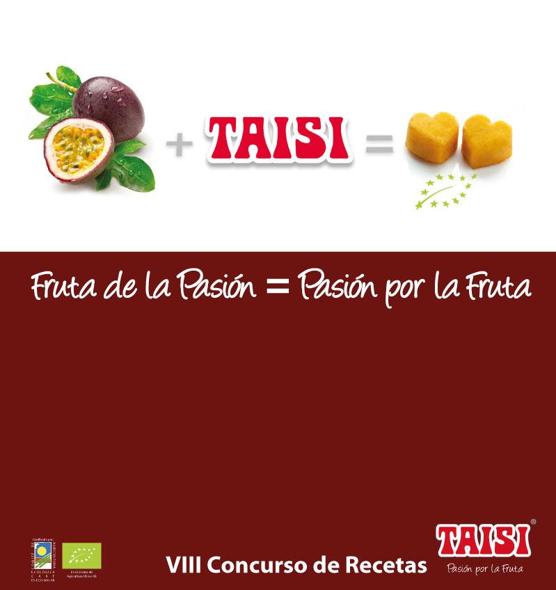 Bases del VIII Concurso, Taisi Pasión por la Fruta