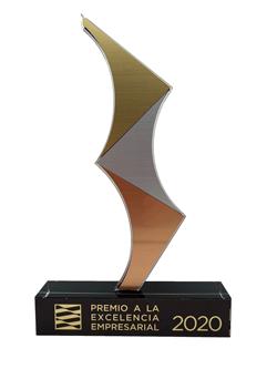 Taisi Premio Excelencia Empresarial 2020